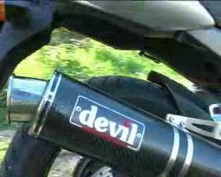 TDM 900 DEVIL