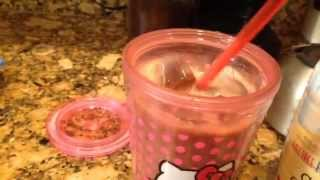 DIY PERFECT ICED COFFEE EVER!!!!