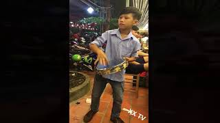 Cậu bé bán bánh gõ bo cực đỉnh (truyền nhân Thánh Xipo) P.1