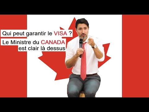 Qui Garantit Les Visas Au Canada ?