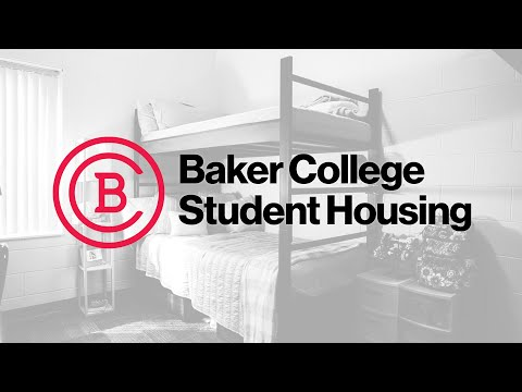 Baker College Student Housing - Make Yourself at Home