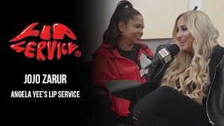 Angela Yee's Lip Service Ft. Jojo Zarur