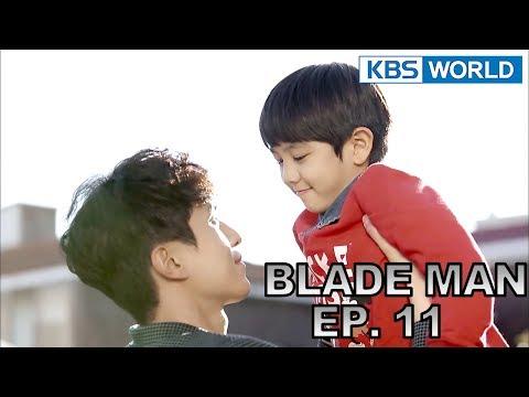Blade Man  아이언 맨 EP 11 SUB : KOR, ENG, CHN, MLY, VIE, IND