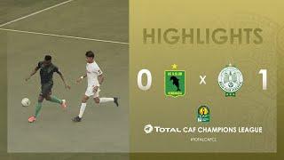 AS Vita Club 0-1 Raja Club Athletic | HIGHLIGHTS | Match Day 2 | TotalCAFCL