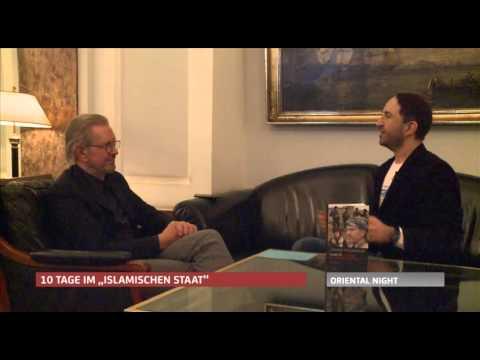Jürgen Todenhöfer über sein Buch 10 Tage im Islamischen Staat, Islamismus und Krieg im Nahen Osten