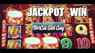 DANCING DRUMS 🥁 HAND PAY JACKPOT @ Graton Casino | NorCal Slot Guy