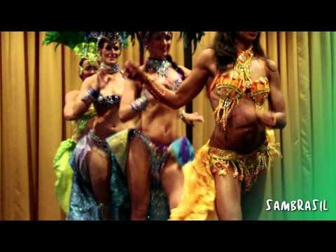 SamBrasil   Brazilian Dance at World Food Festival