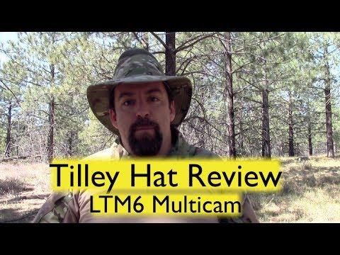 Tilley Hat LTM6 Multicam - YouTube b1ac02e0e30
