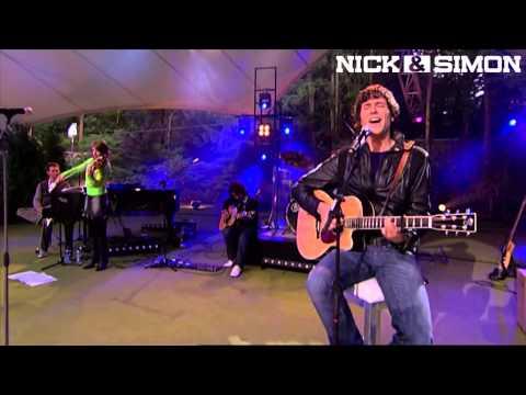 Nick & Simon - Still Searching (Live in Openluchttheater Caprera 2008)