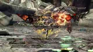 Final Fantasy XIII - PC Steam Version - Mission 64 Vercingetorix