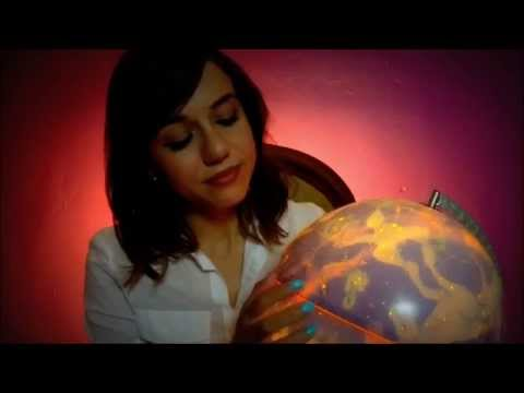 ASMR Astronomy Teacher Role Play