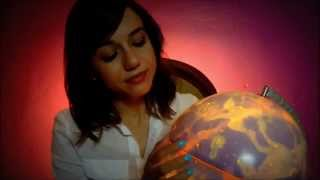 Glowing Triggers- Constellation Teacher Role Play for Astronomy 101-Chapt. 1 *ASMR*
