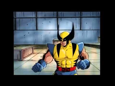 Wolverine vs Cable