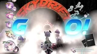 A Touhou Racing Game: Gensou SkyDrift