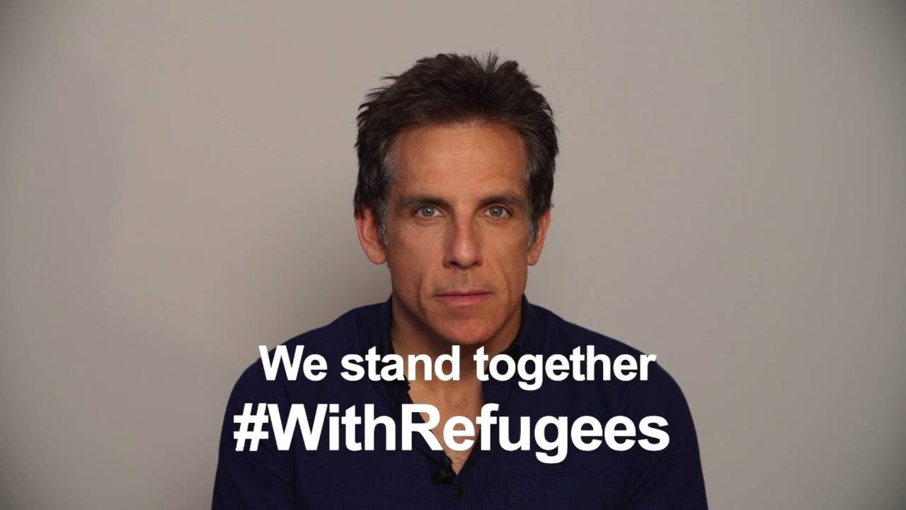 Αποτέλεσμα εικόνας για ben stiller refugees
