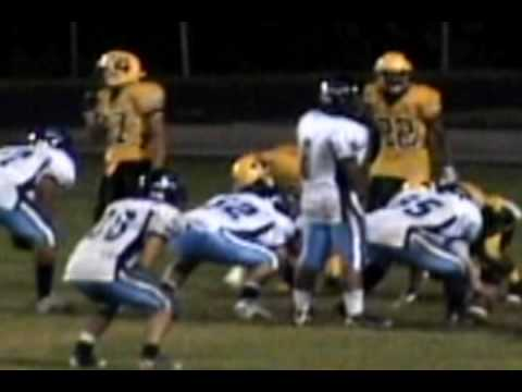 Brent Rusnak Football Highlights 2009-2010