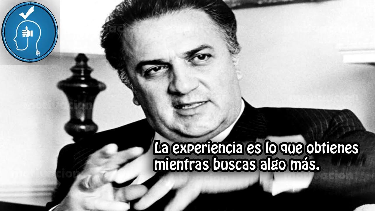10 Frases Celebres De Federico Fellini