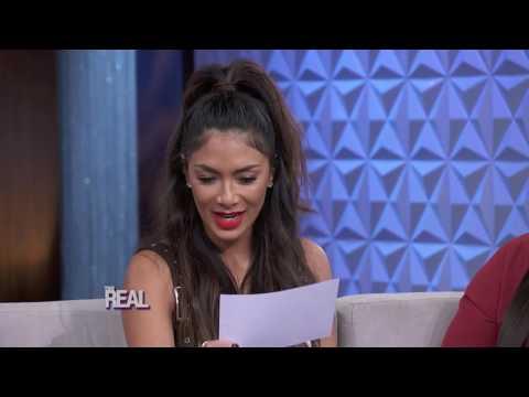 Nicole Scherzinger Sings Alphabet Song as Alanis Morissette