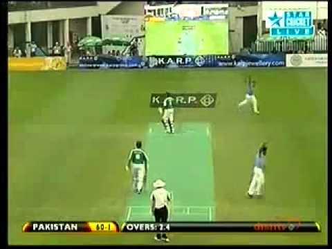 Pakistan vs india in super sixes  2011. (part 2)