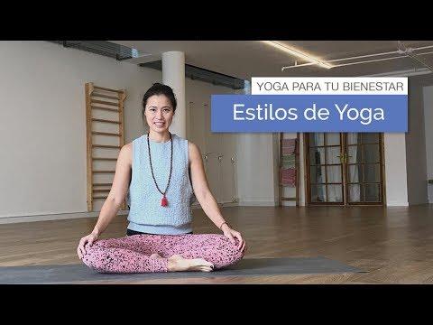 Conoce los distintos Estilos y Tipos de Yoga