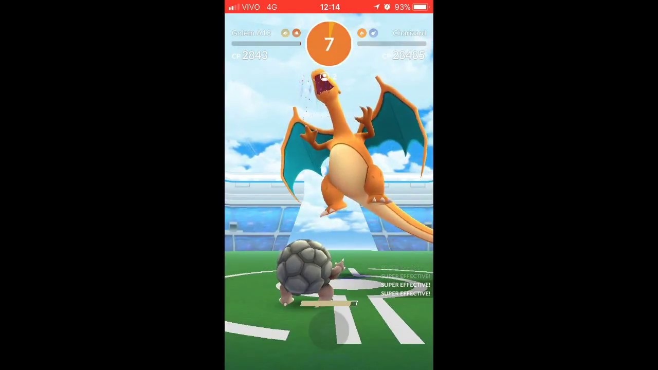 duo charizard air slash dragon claw in neutral weather youtube