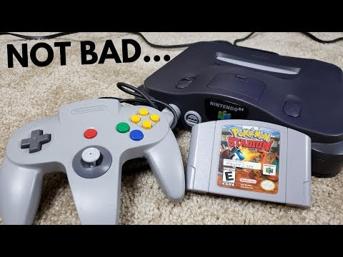 I Bought a Nintendo 64 from GAMESTOP... does it actually work this time??