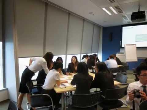 Senate House Hong Kong - Credit Suisse Programme