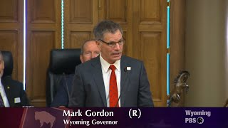 Wyoming 2020 State Of The State And State Of Judiciary Addresses