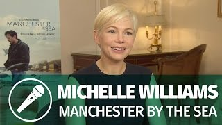 Michelle williams — manchester by the sea