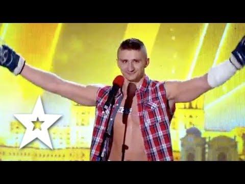 EVERY Romania's Got Talent GOLDEN BUZZER ACT | Românii au talent