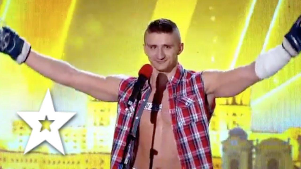 EVERY Romania's Got Talent GOLDEN BUZZER ACT   Românii au talent