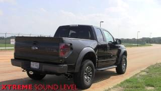 2011+ Ford Raptor NEW Xtreme Sound Level