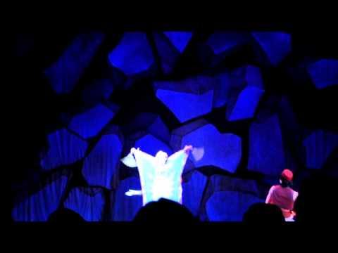 Disney's California Adventure Aladdin: A Musical Spectacular at Hyperion Theatre