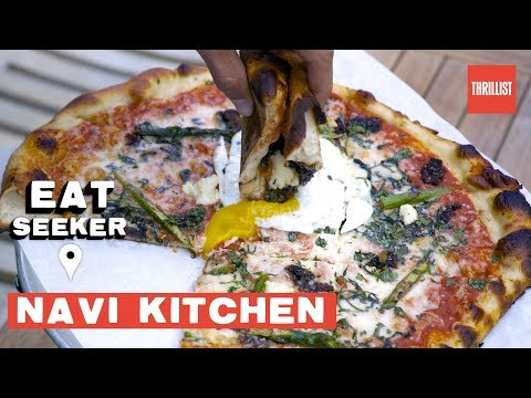 This Indian Pizza is the Ultimate Comfort Food    Eat Seeker