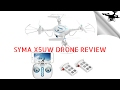 Syma X5UW | Review/Flight | DRONETECH