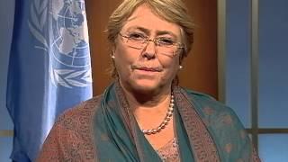 Michelle Bachelet: Día Internacional de la Niña