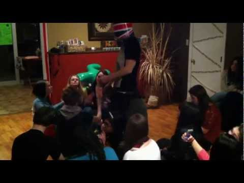 Harlem Shake - Hollywood Ending Edition - Behind the Scenes Part 1