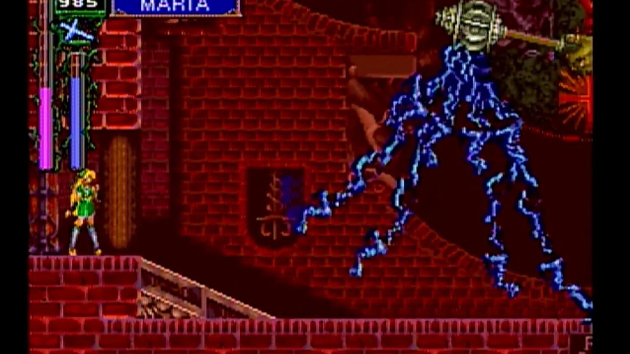 Castlevania Dungeon: Bosses