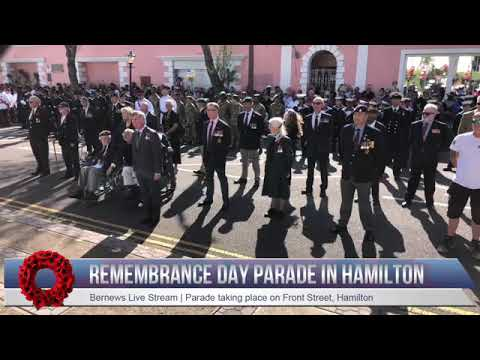 2019 Remembrance Day Parade, November 11 2019