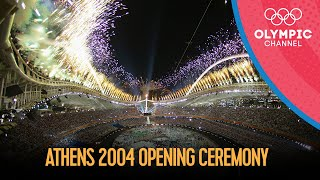 Athens 2004 Opening Ceremony   Full Length | Athens 2004 Replays