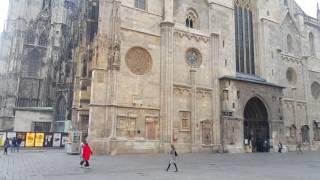 Вена собор святого Стефана(Вена собор святого Стефана., 2016-09-20T21:33:03.000Z)