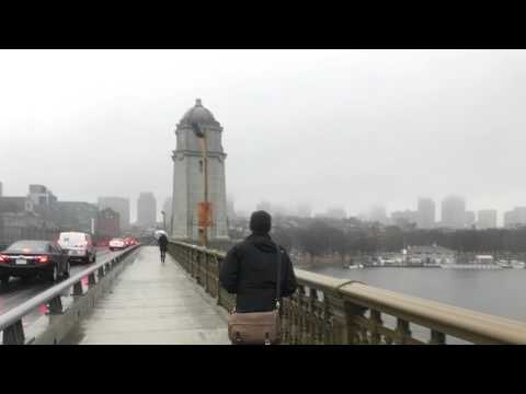 A tour of Boston Massachusetts