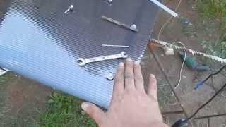 видео Саморезы для поликарбоната