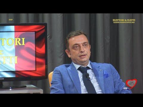 """Elettori & Eletti 2020: Claudio Biancolillo, candidato lista """"Con Emiliano"""" al cons. comunale, Trani"""