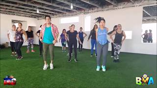 1 2 3 / ZUMBA - Sofia Reyes (feat. Jason Derulo  De La Ghetto) by MD TWINS Video