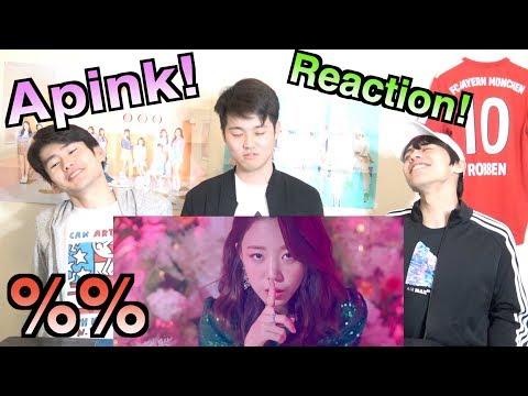 【에이핑크~%% (응응)~】일본인이 한국어로 하는 K팝 리액션!!