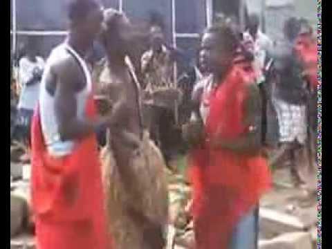 Ghana : un feticheur defie un pasteur