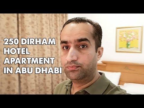 250 Dirham Hotel Apartment In Abu Dhabi United Arab Emirates