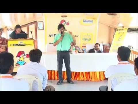 Blackstone Books - Annual Sales Meet at Kerala - Part 1