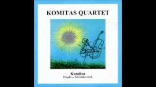 Komitas Quartet - Armenian Miniatures